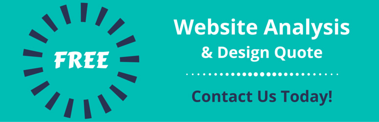 free website analysis and quote