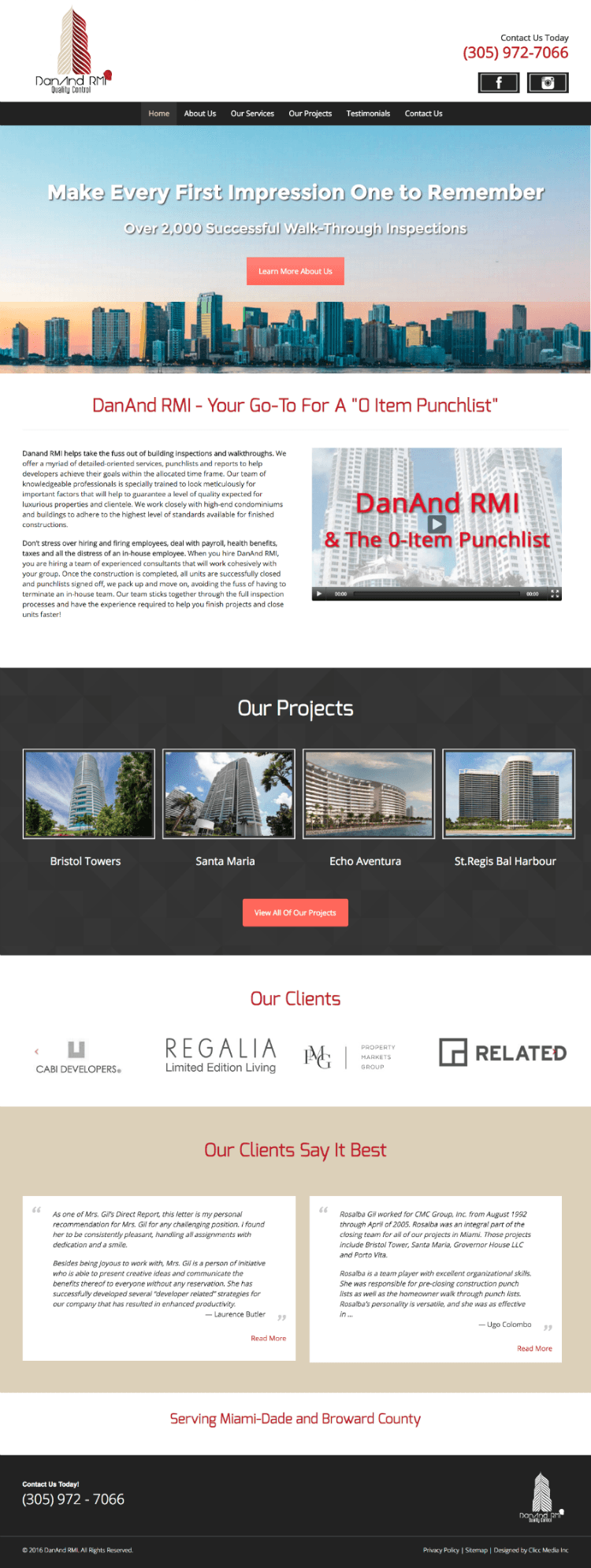 DanAnd RMI new website