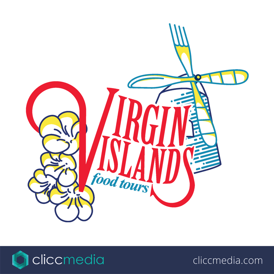 virgin islands food tours logo