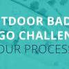 outdoor badge logo challenge