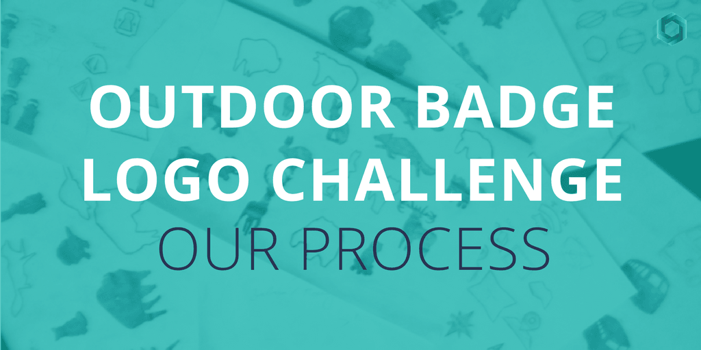 Outdoor Badge Logo Challenge – Our Process