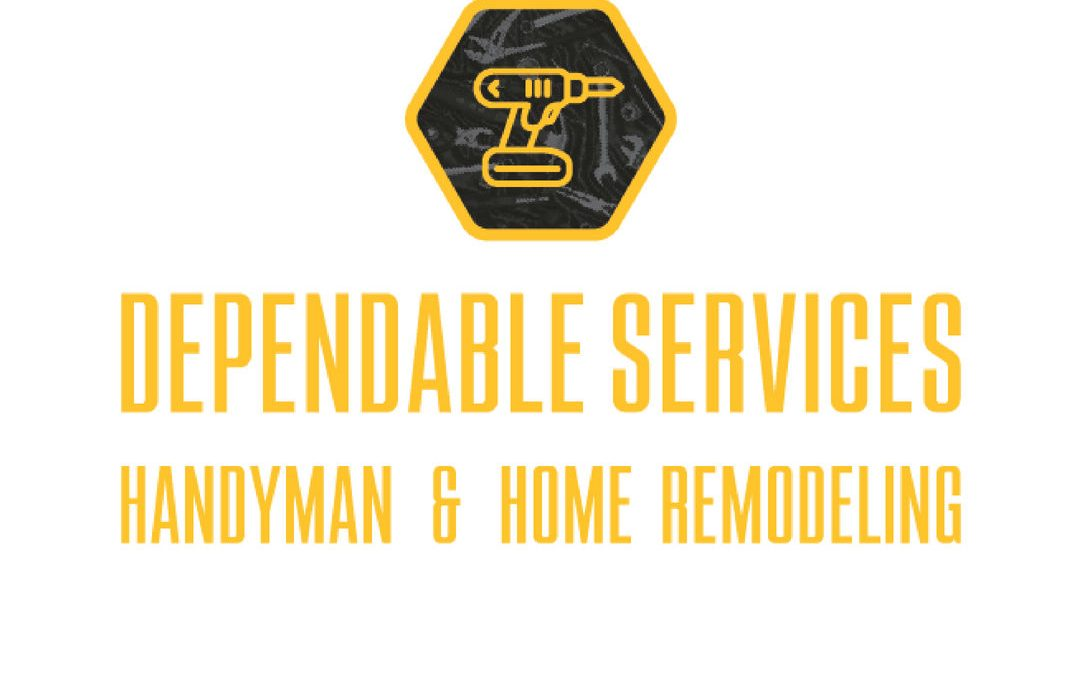 Custom Business Logo for Dependable Services