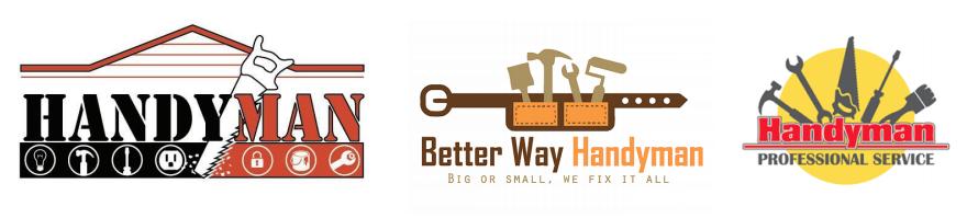 handyman logo samples