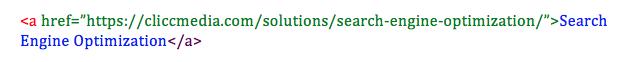 hyperlink example