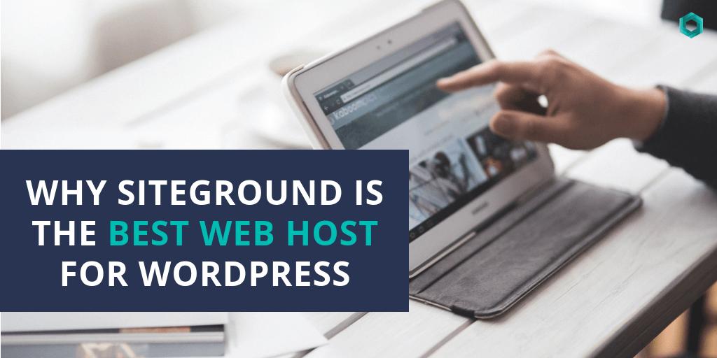 siteground best web host