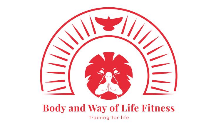 Custom Logo for Fitness Training Company