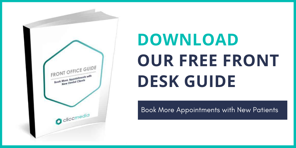 Download our Free Front Desk Guide