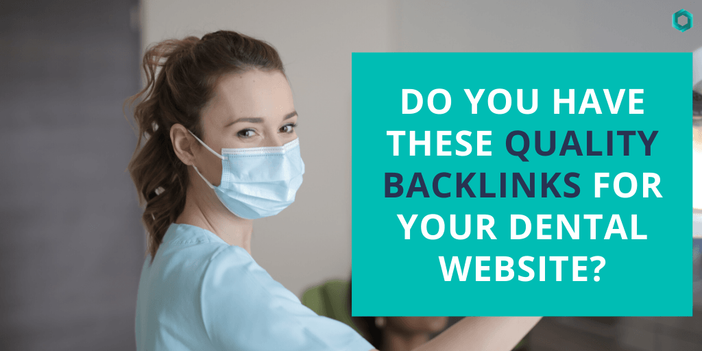 quality dental backlinks