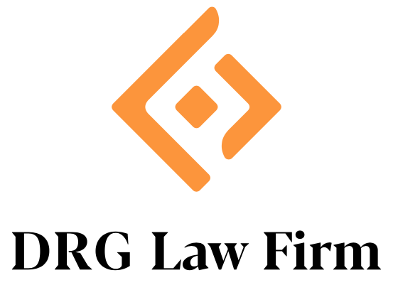 New DRG Law Firm logo