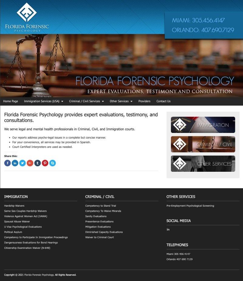 ffp before website